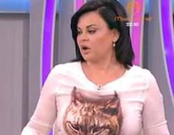"""Teresa Bueyes se disculpa: """"Condeno el nazismo, lamento no haberme explicado bien"""""""
