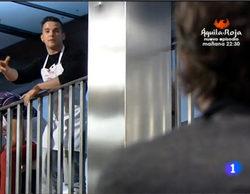 Sally, Carlos y Jordi Cruz, protagonistas en una de las noches más tensas de 'MasterChef'