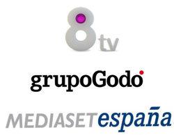 Mediaset España adquiere el 40% de Emissions Digitals de Catalunya, la operadora del Grupo Godó encargada de 8TV
