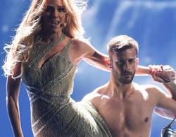 Edurne brilla en el ensayo final de Eurovisión 2015, con cambios de última hora en su vestuario