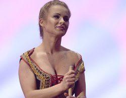 Eurovisión 2015: la polaca sexy Ola Ciupa regresa un año después a dar los votos de su país