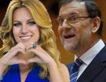 """Mariano Rajoy a Edurne: """"Representar a España en un acontecimiento internacional es muy emotivo"""""""