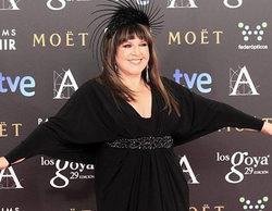 """Loles León reconoce que está arruinada: """"Ni en cine ni en televisión ni en teatro. Estoy en el paro"""""""