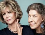 'Grace and Frankie', la serie de Jane Fonda, tendrá una segunda temporada en Netflix