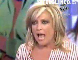 """Lydia Lozano: """"Ángela Portero se fue de 'Salsa rosa' porque robó unas fotos de los trabajadores del programa"""""""