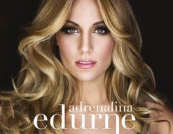 """Después de participar en Eurovision, Edurne desvela la portada de su nuevo disco, """"Adrenalina"""""""