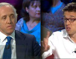 """Eduardo Inda, a Iñigo Errejón: """"¿Vais a pactar con la casta para alzaros con el poder?"""""""