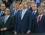 La pitada al himno español en la Copa del Rey más sonora en TV3 que en Telecinco