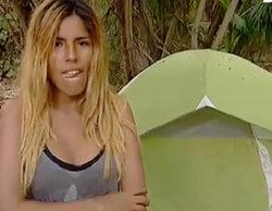 Chabelita y su novio disfrutan de 30 minutos, sin cámaras, dentro de una tienda de campaña en 'Supervivientes'