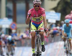 La llegada a Sestriere del Giro de Italia arrasa con un 12% en Teledeporte