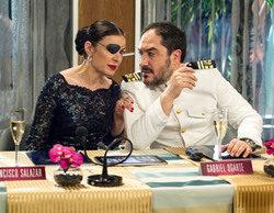 Telecinco (15,4%) amplía su ventaja en mayo y le saca 2,4 puntos a Antena 3