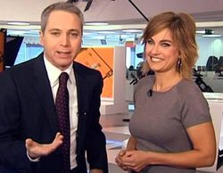 'Antena 3 noticias' recupera el liderazgo de la sobremesa de lunes a domingo