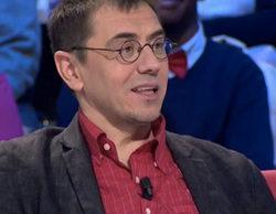 Risto Mejide intentará batir el récord de 'Al rincón de pensar' con la visita de Juan Carlos Monedero