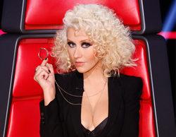 """El equipo de 'The Voice', harto de Christina Aguilera: """"Se cree la dueña del lugar"""""""