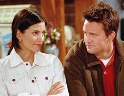 """Los fans """"obligaron"""" a los creadores de 'Friends' a emparejar a Monica y Chandler"""