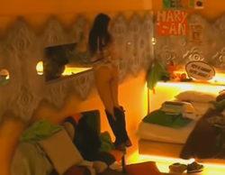 Maipi y su tanga seducen a Nicolás en 'Gran Hermano' (Argentina) con final feliz