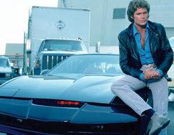KITT, el automóvil de la serie 'El coche fantástico', sale a subasta