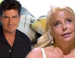 Las bromas de la intoxicación de Charlie Sheen: de la vagina de Leticia Sabater al consumo de drogas