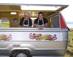 Carlos ('MasterChef 3') concursará junto a su padre en 'Cocineros al volante'