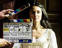 """TVE comienza la grabación de 'La española inglesa', TV movie inspirada en una de las """"Novelas Ejemplares"""" de Cervantes"""