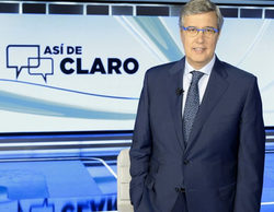 TVE seguirá pagando por 'Así de claro', el programa cancelado de Ernesto Sáenz de Buruaga