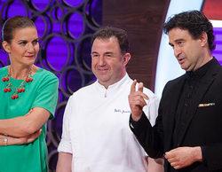 Los aspirantes de 'MasterChef' se enfrentan a su reto más difícil: cocinar para 36 estrellas Michelin
