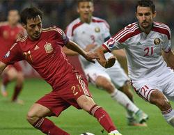 El partido Bielorrusia-España para la Eurocopa 2016 seduce a más de 5 millones (28,8%) en La 1