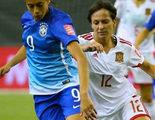 El España-Brasil del campeonato del mundo de fútbol femenino (5,5%) arrasa en Teledeporte