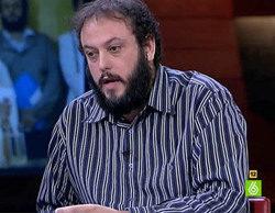 'El intermedio' se dispara y consigue un espectacular 16,3% con la entrevista a Guillermo Zapata