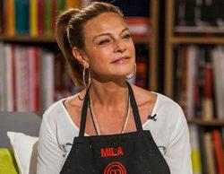 """Mila vive un """"dèjá vu"""" y se convierte en la décima expulsada de 'MasterChef 3'"""
