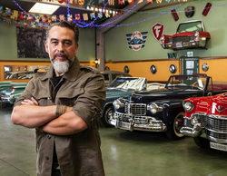 Los coches vintage de 'House of cars' invaden Madrid para promocionar la segunda temporada