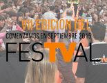 El FesTVal 2015 se celebrará entre el 1 y el 6 de septiembre