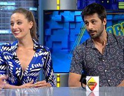 """Michelle Jenner y Hugo Silva se reencuentran en 'El hormiguero': """"Es como si no hubiera pasado el tiempo"""""""