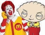 """Exigen a McDonald's retirar la publicidad de 'Padre de familia': """"Patrocinan chistes acerca de agresiones sexuales a niños"""""""