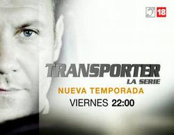 'Transporter', serie revelación del pasado verano, estrena su segunda temporada el viernes en Antena 3