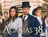 'Una Vita' ('Acacias 38') arrasa en su estreno en Italia tras marcar un 20,8%