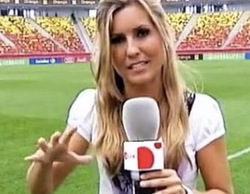 Danae Boronat ('Al día deportes') presentará en julio durante el fin de semana 'Deportes Cuatro'