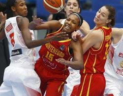 El juego de Eurobasket femenino entre España y Montenegro arrasa en Teledeporte con un 4,5%