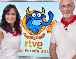 TVE se vuelca, un año más, con la emisión de las fiestas de San Fermín 2015