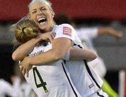 El partido entre China y Estados Unidos del Mundial de fútbol femenino lidera en la noche estadounidense