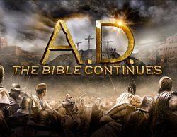 'A.D: La Biblia continúa' es cancelada por NBC después de una temporada