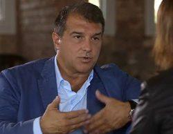 """Joan Laporta: """"Si se independizan, la Liga querrá al Barça porque no será tan poco inteligente de perderse ese espectáculo"""""""