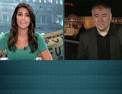 El especial 'El objetivo de Ana Pastor' sobre el referéndum de Grecia registra un magnífico 12,2%