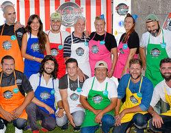 Estos son los concursantes de 'Cocineros al volante', el nuevo talent culinario de La 1