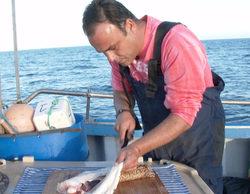 Ángel León ('Top Chef') llega a La 1 con 'El chef del mar', la primera serie de TVE grabada en 4K