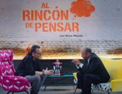 """José Corbacho a Risto Mejide ('Al rincón de pensar'): """"¿Te enrollaste con una concursante de 'OT'?"""""""