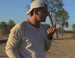 Frank Cuesta comienza a grabar la cuarta temporada de 'Wild Frank'