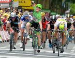 La llegada del Tour de Francia a Amiens Métropole arrasa con un 7,8% en Teledeporte