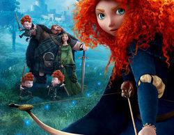 """Telecinco programa con acierto """"Brave"""" (12,5%), que lidera la ajustada noche del sábado"""