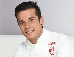 """Carlos ('MasterChef 3') recuerda su vida antes de convertirse en chef: """"Un susto me cambió"""""""